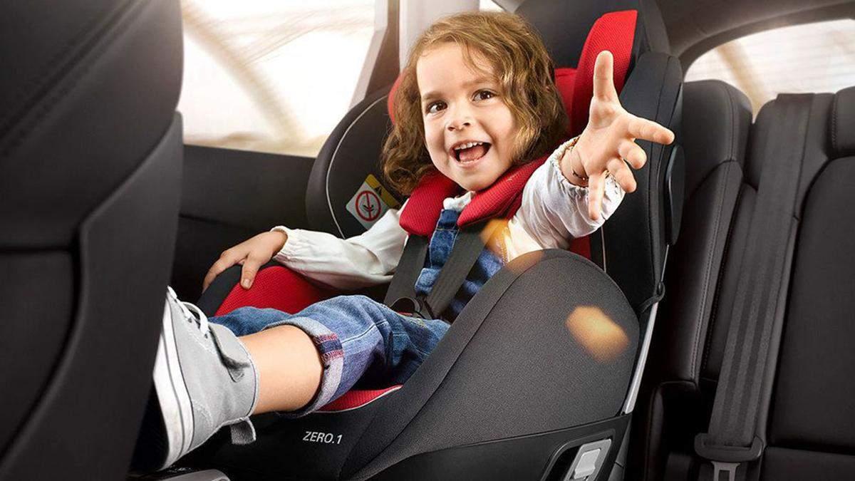Ігри в машині для дітей