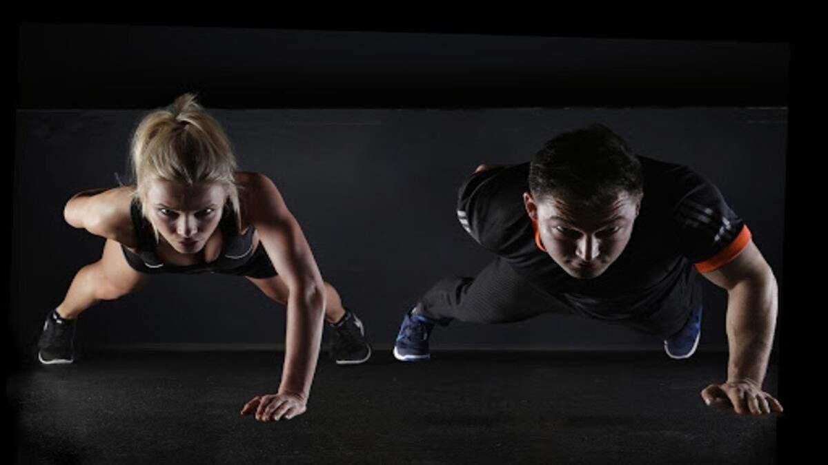 Скільки хвилин на день потрібно займатися спортом: поради