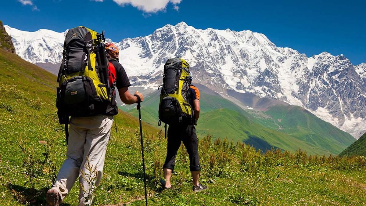 Піший туризм: особливості та нюанси