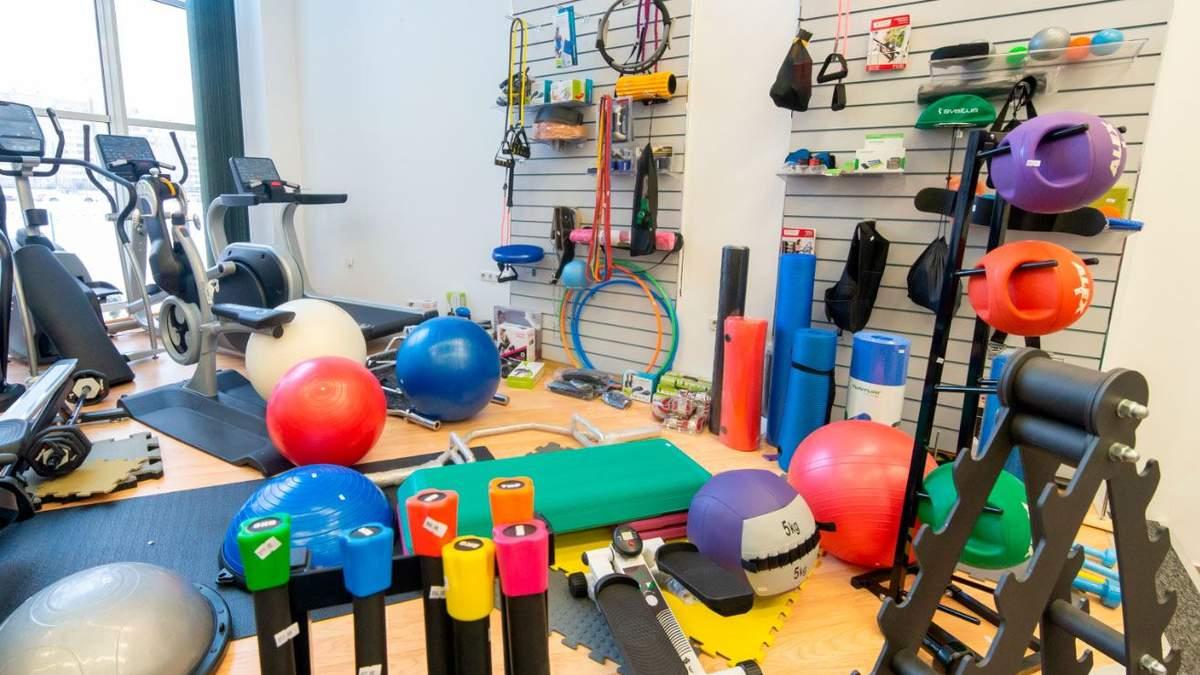 7 речей, які знадобляться для тренувань вдома