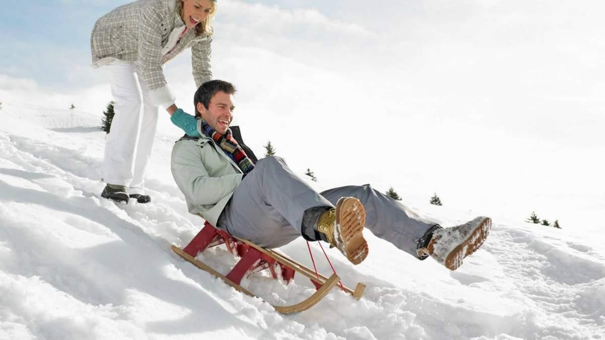 Спорт зимой: что выбрать