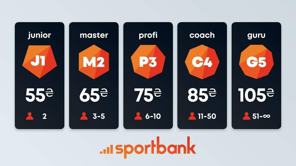 Sportbank: сарафанне радіо як додатковий заробіток