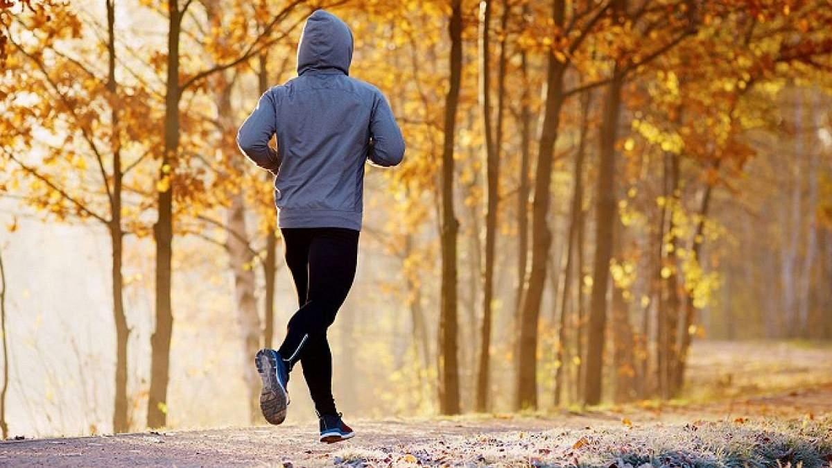 3 причины начать заниматься спортом осенью