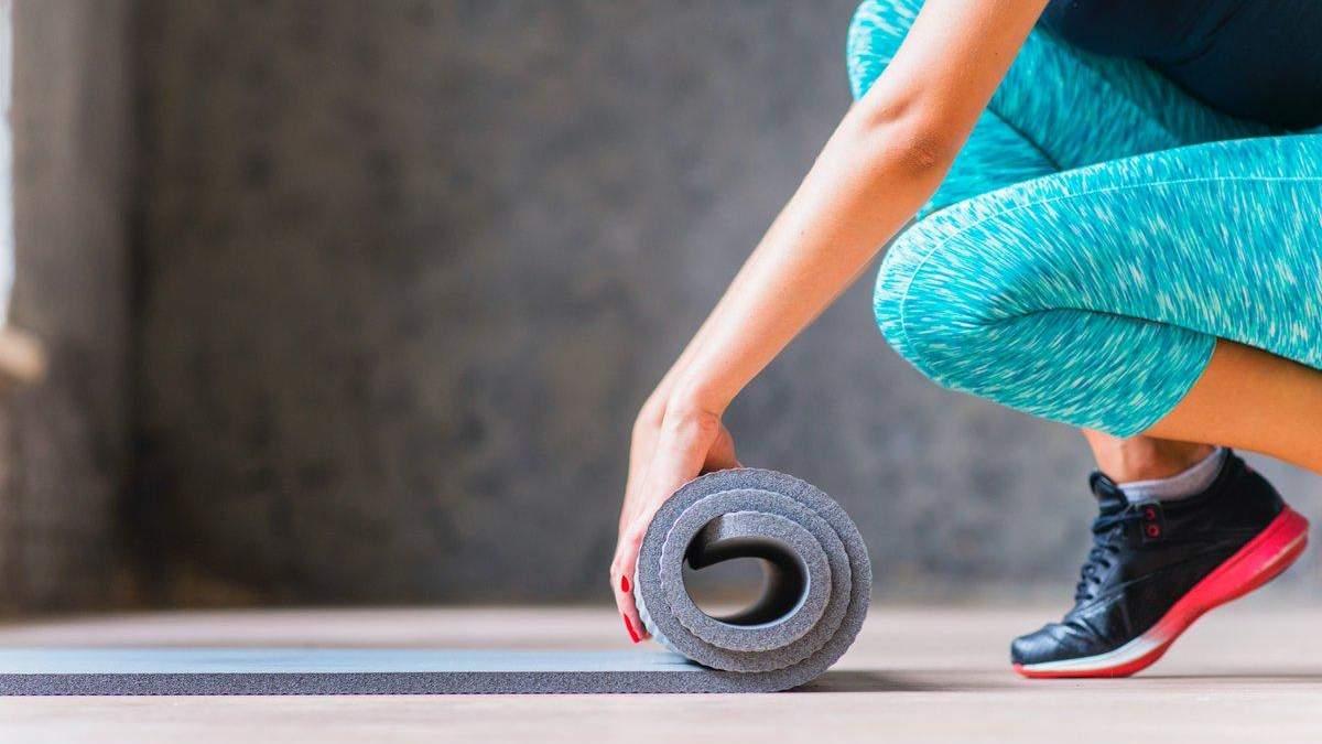 Достаточно 10 минут: известная спортсменка показала эффективную экспресс-тренировку