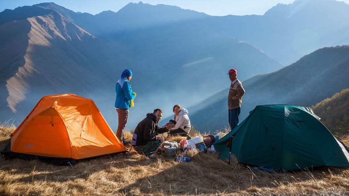 Поход в горы для новичков: как подготовиться