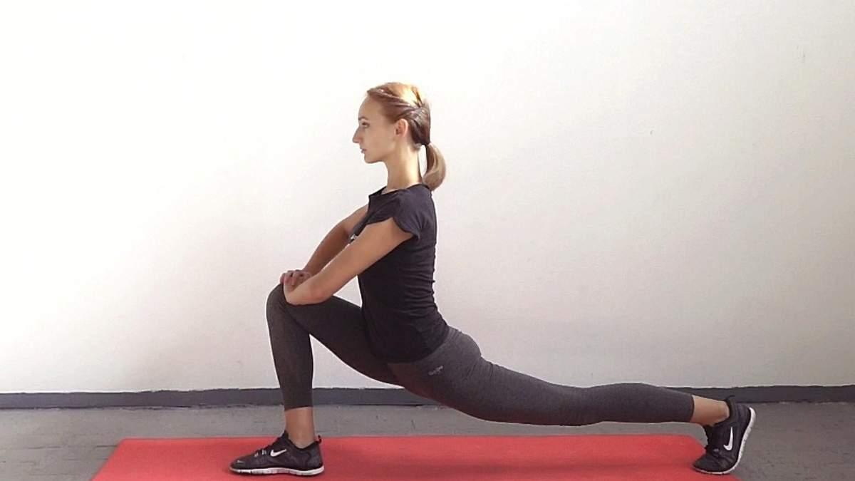 Розтяжка для початківців – базові вправи, відео уроки стретчингу