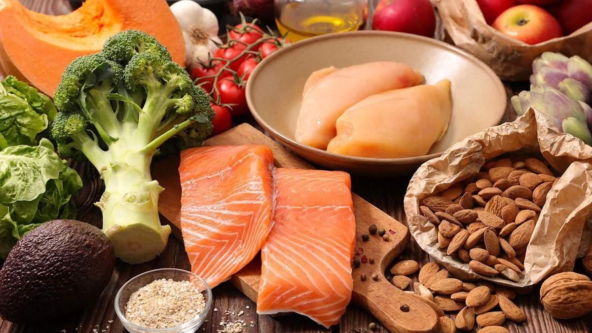 Правильное питание для похудения: какие продукты употреблять осенью