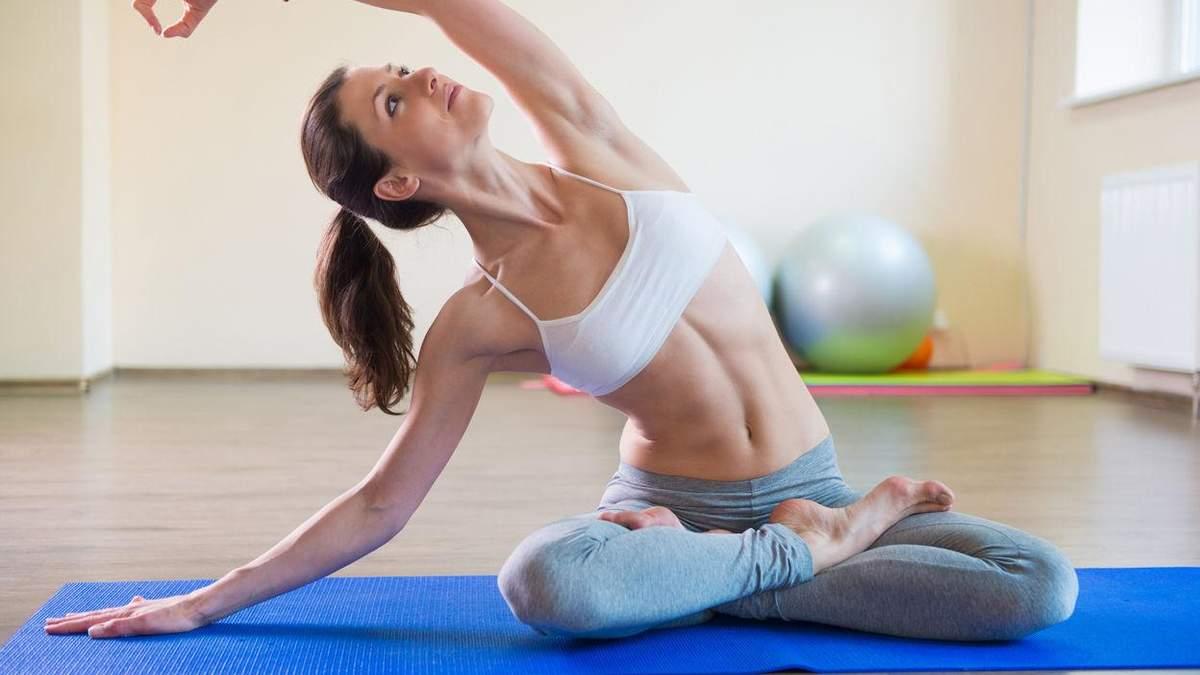Гімнастика незручних поз: що таке калланетика і в чому її особливості
