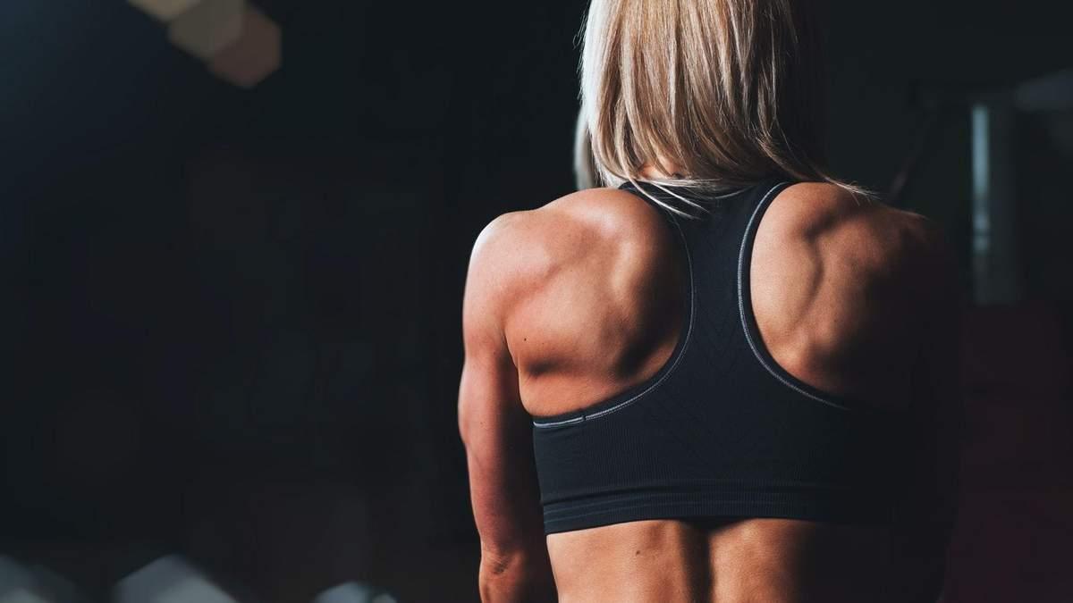 Вправи для тренування м'язів кора