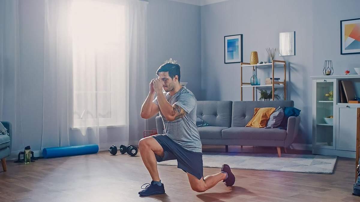 Как убрать жир над коленями: известная спортсменка показала мощное видео