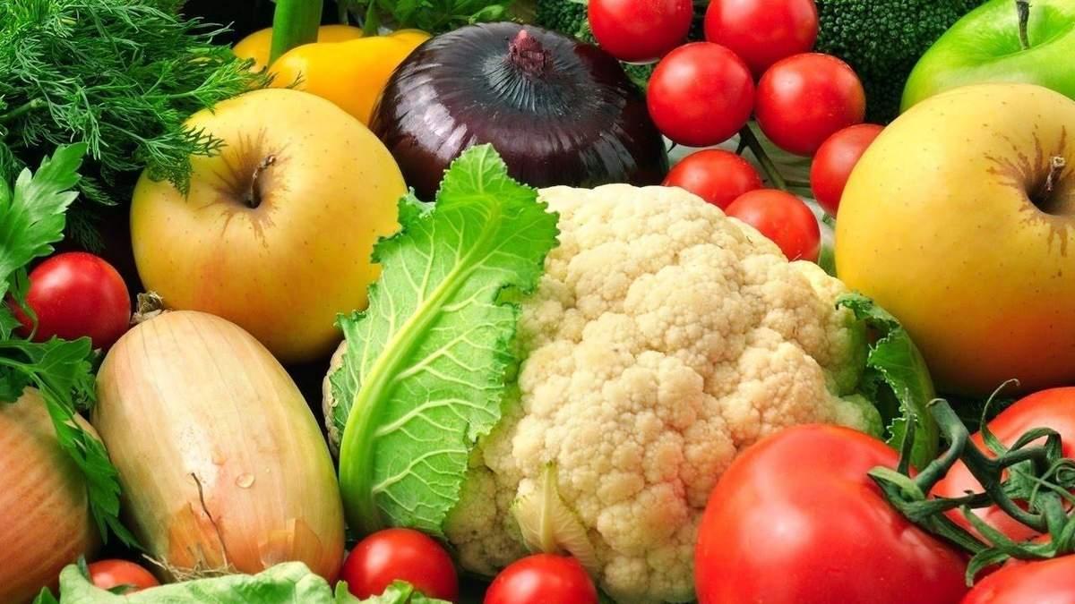 Овочева дієта: чи можна на ній схуднути і утримувати вагу