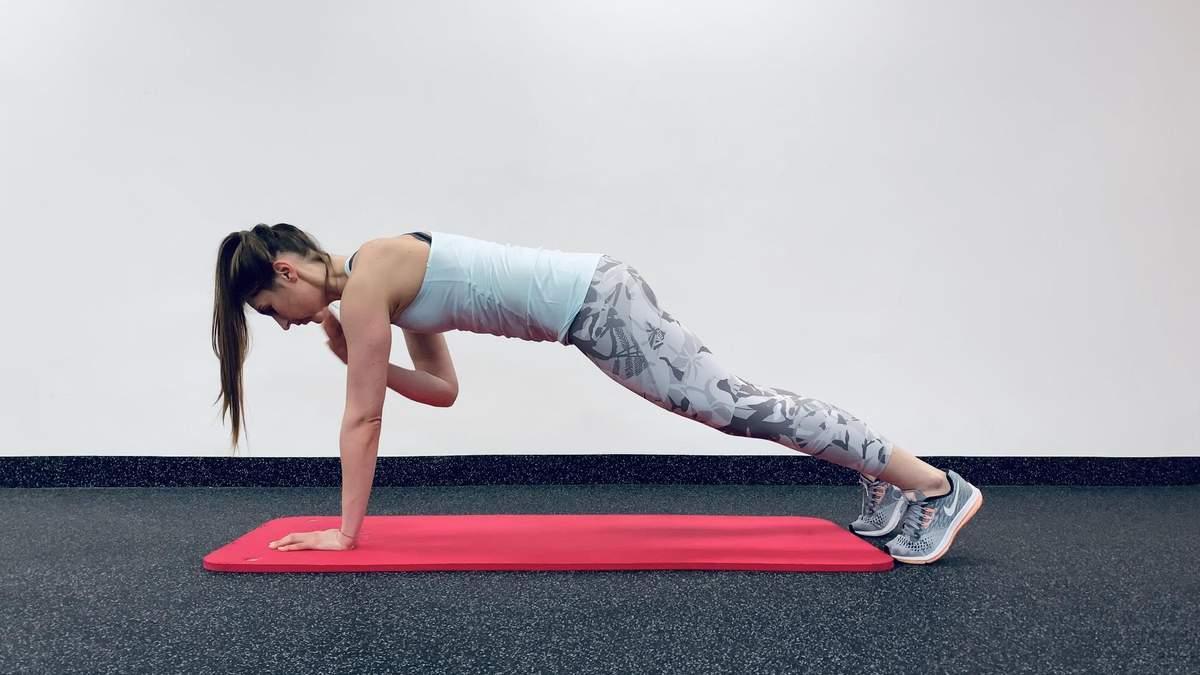 Безпечне тренування на все тіло: відео вправ