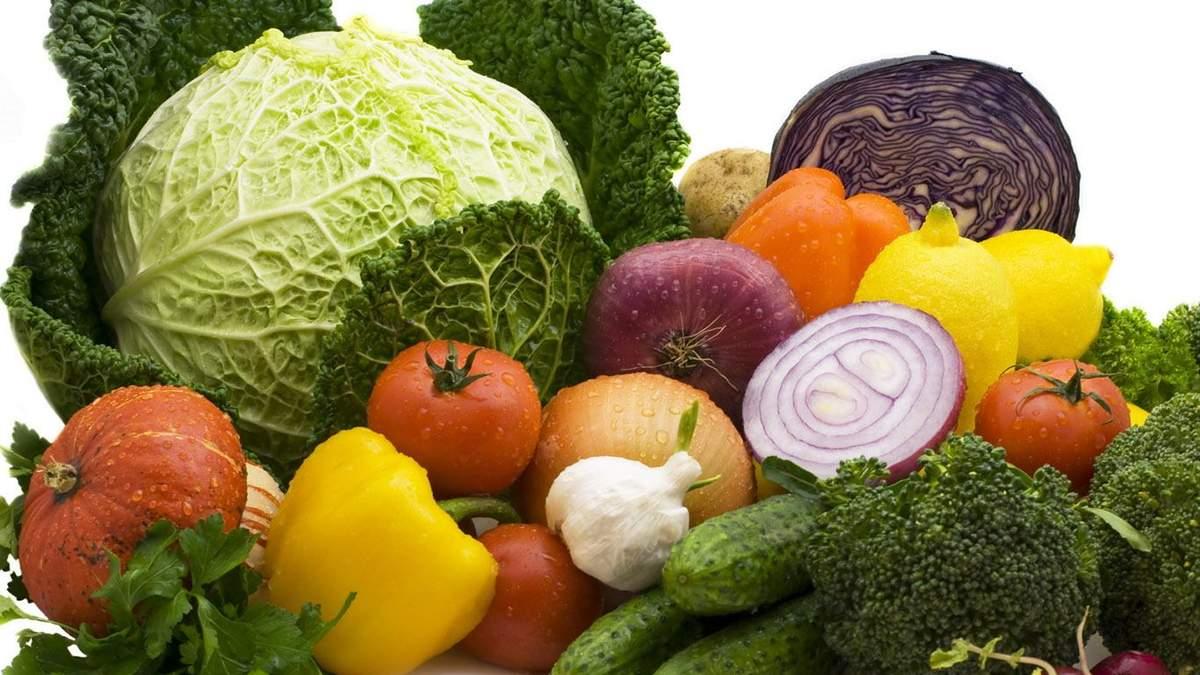 Продукти, що містять вітамін К