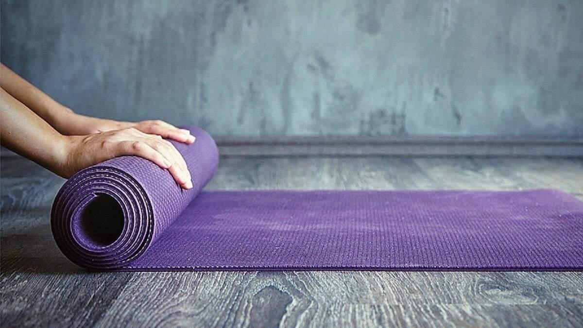 Килимок для йоги