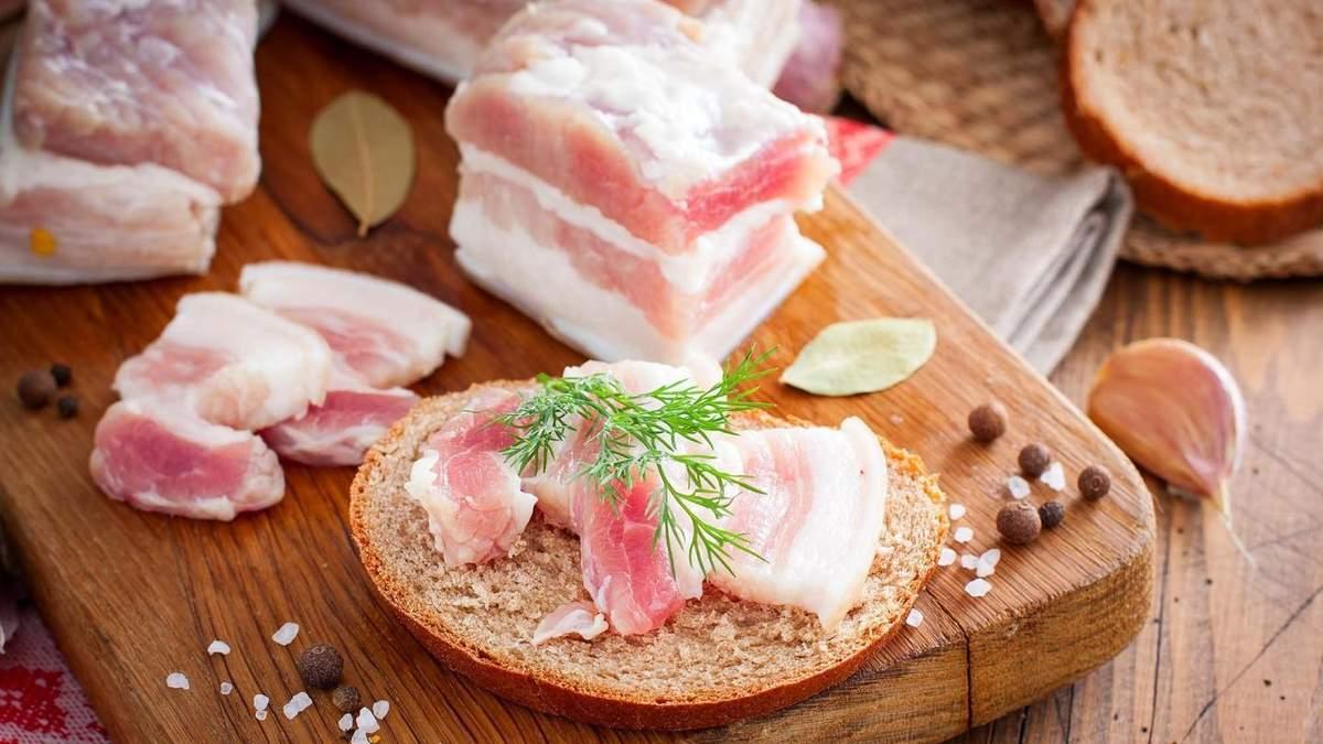 Масло і сало під час схуднення: можна чи ні