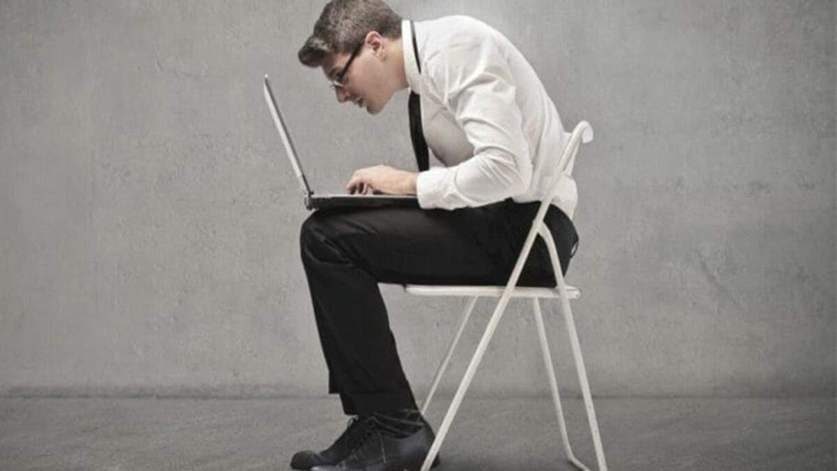 Сидячая работа плохо влияет на здоровье