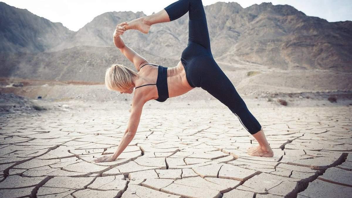Під час тренувань потрібно берегти коліна