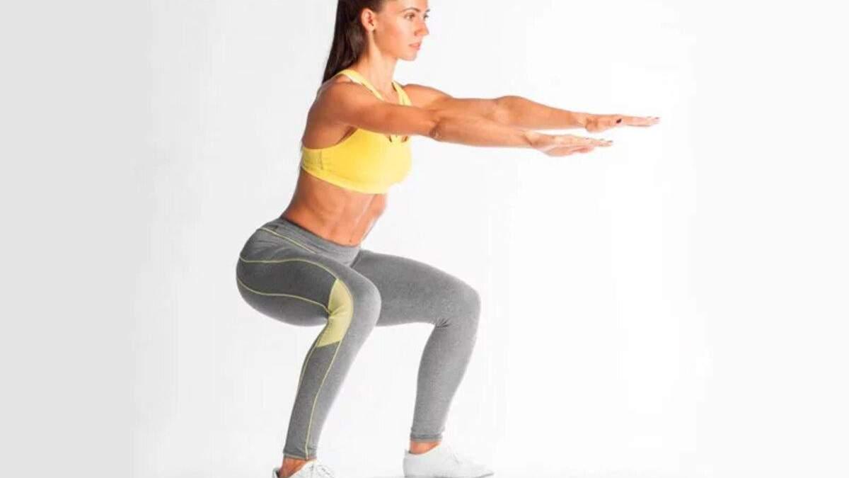 Ефективні вправи від целюліту