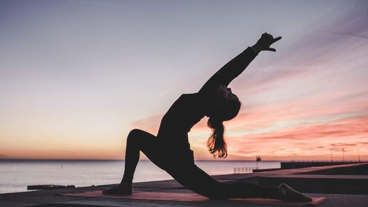 Ранкова йога