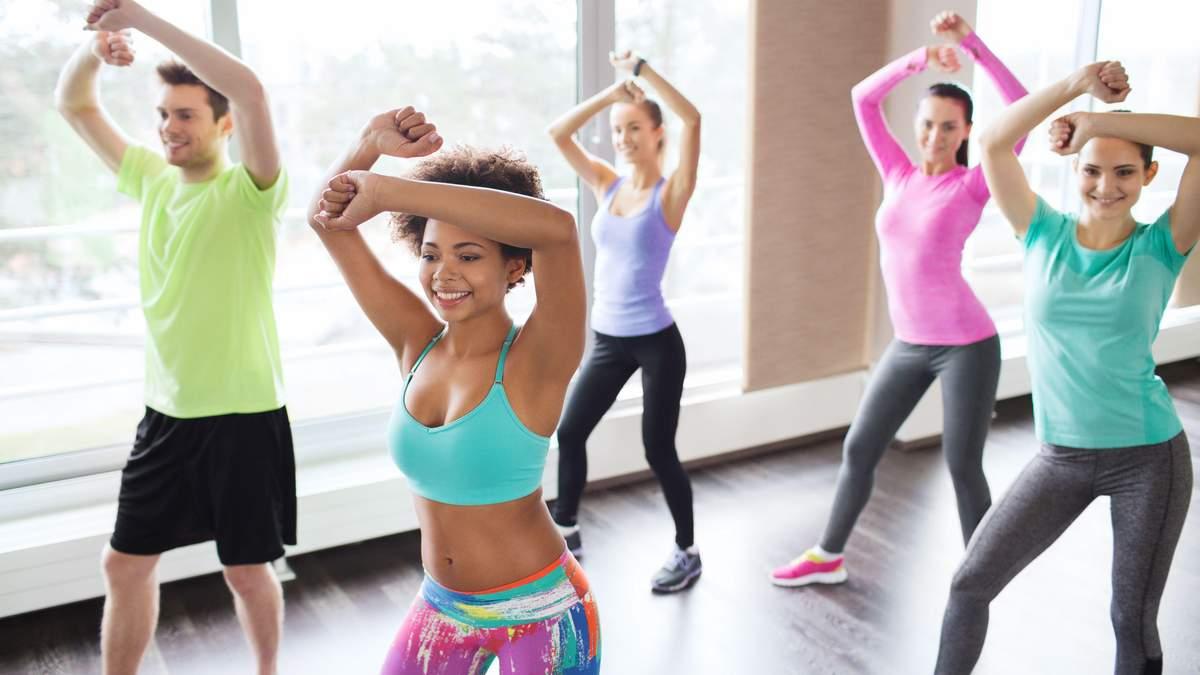Какие танцы помогут сжечь больше калорий: ТОП-5