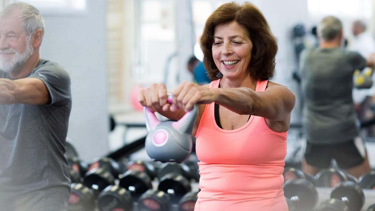 Як тренуватися після 45 років: важливі правила