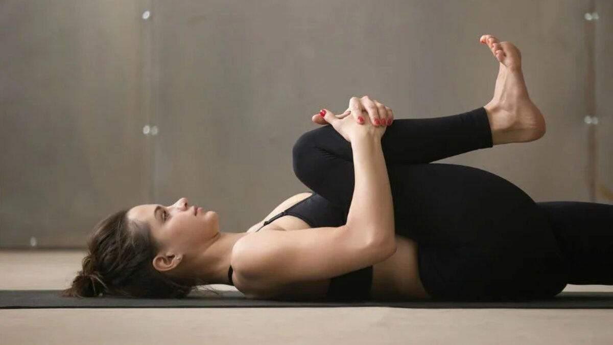 Лимфодренажные упражнения