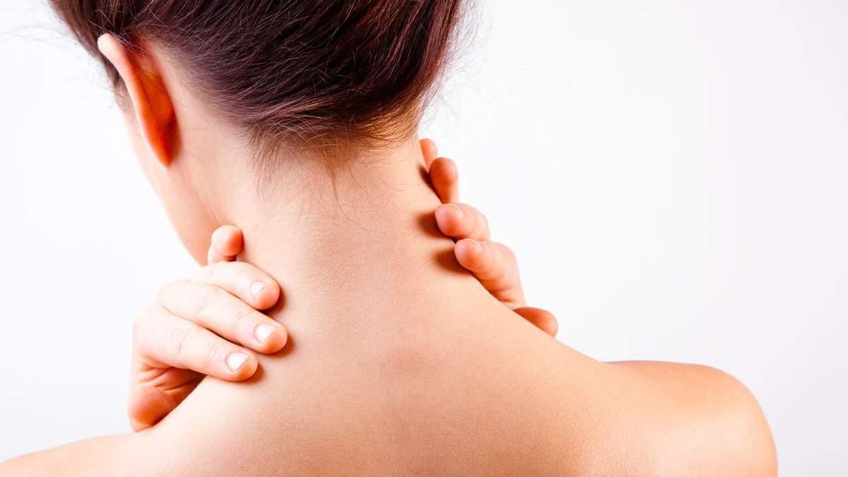 Як зміцнити м'язи шиї: 3 простих вправи