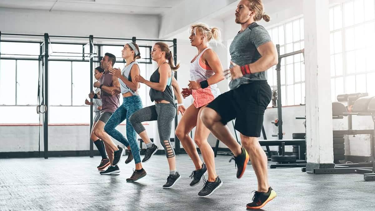 Спали максимум калорій: відео спекотного Табата-тренування