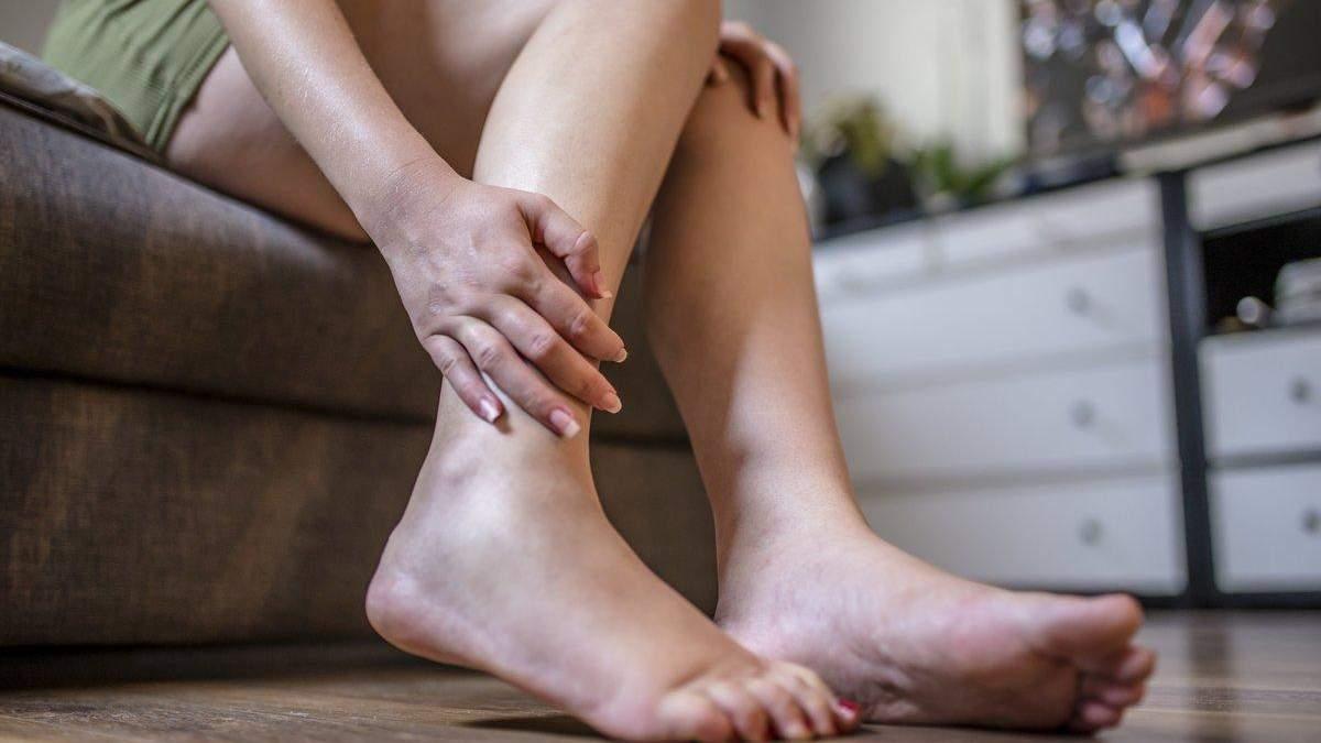 Лімфодренажні стрибки допомагають позбутися набряків