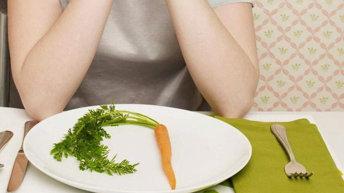 Коли потрібно перервати схуднення