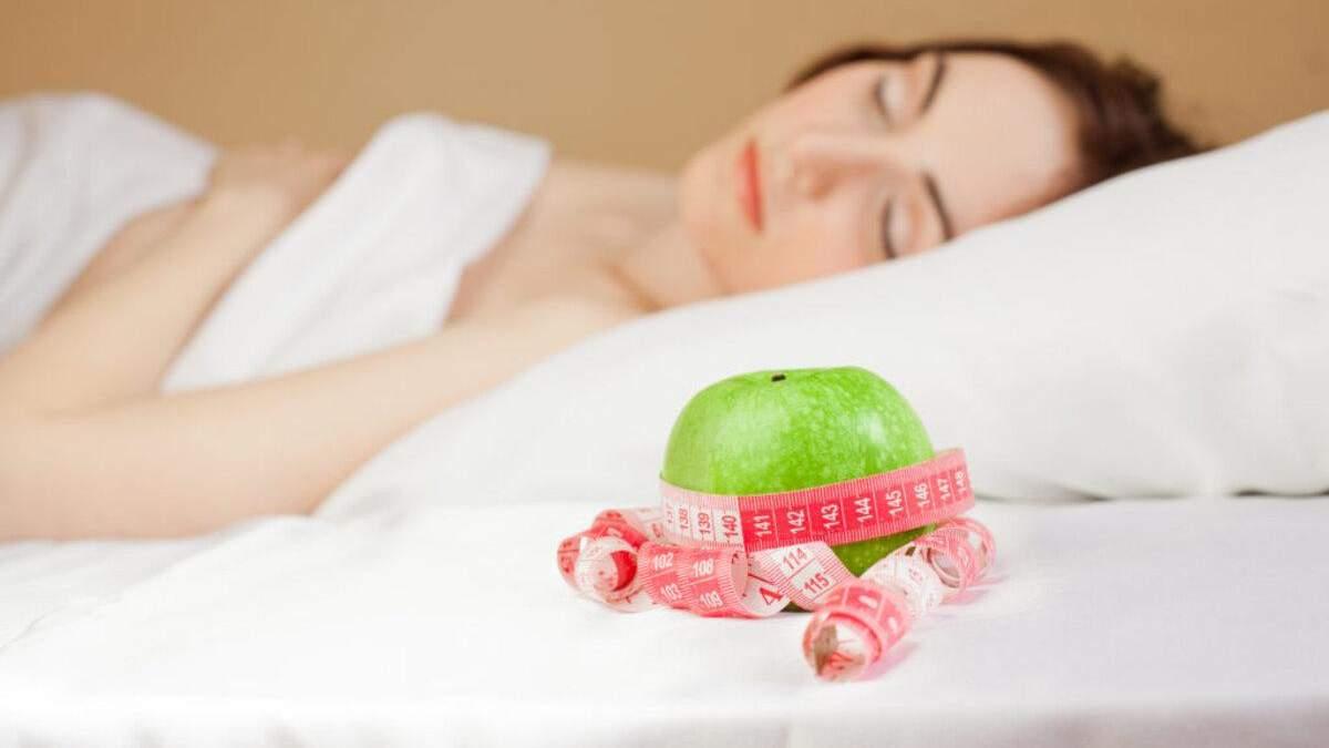 Здоровий сон сприяє схудненню