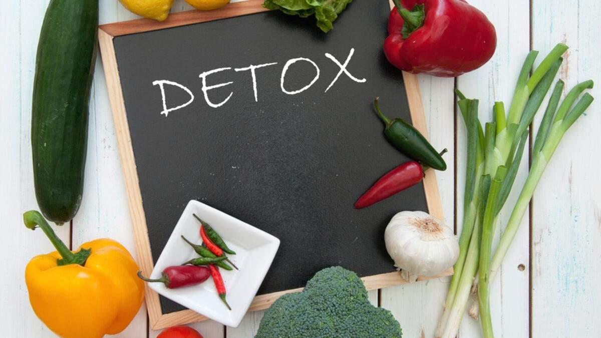 Можно ли похудеть с помощью детокса
