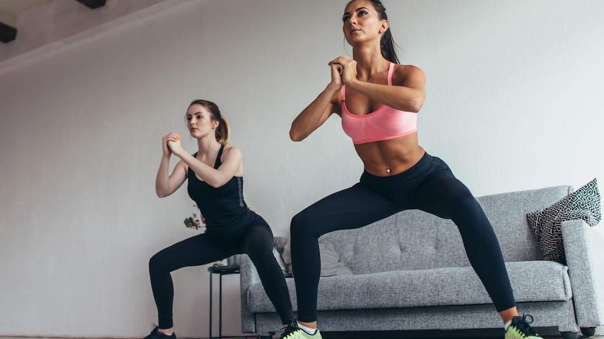 Тренування вдома: як зробити їх максимально ефективними