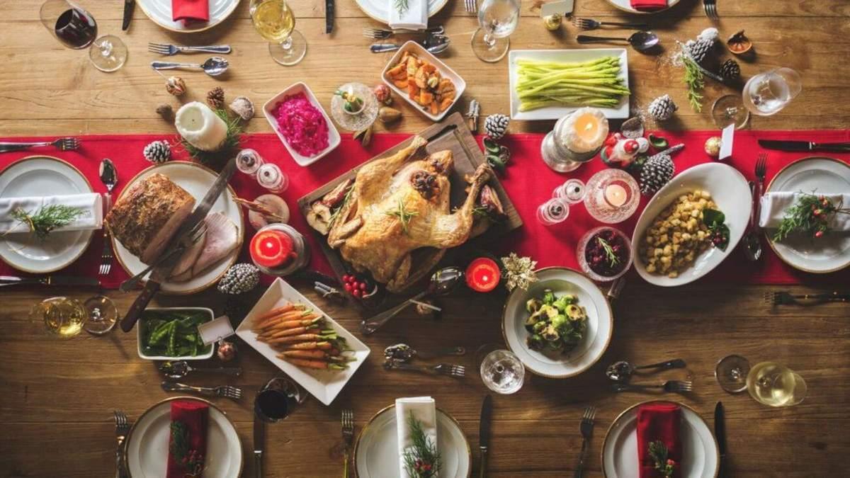 Як не набрати вагу на новорічні свята: поради дієтолога