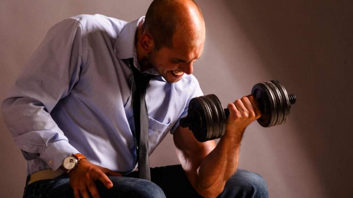 Немає часу на тренування і спорт: що робити