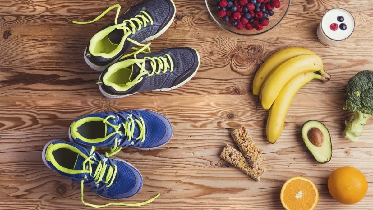 Чи можна їсти перед тренуванням: харчування при спорті