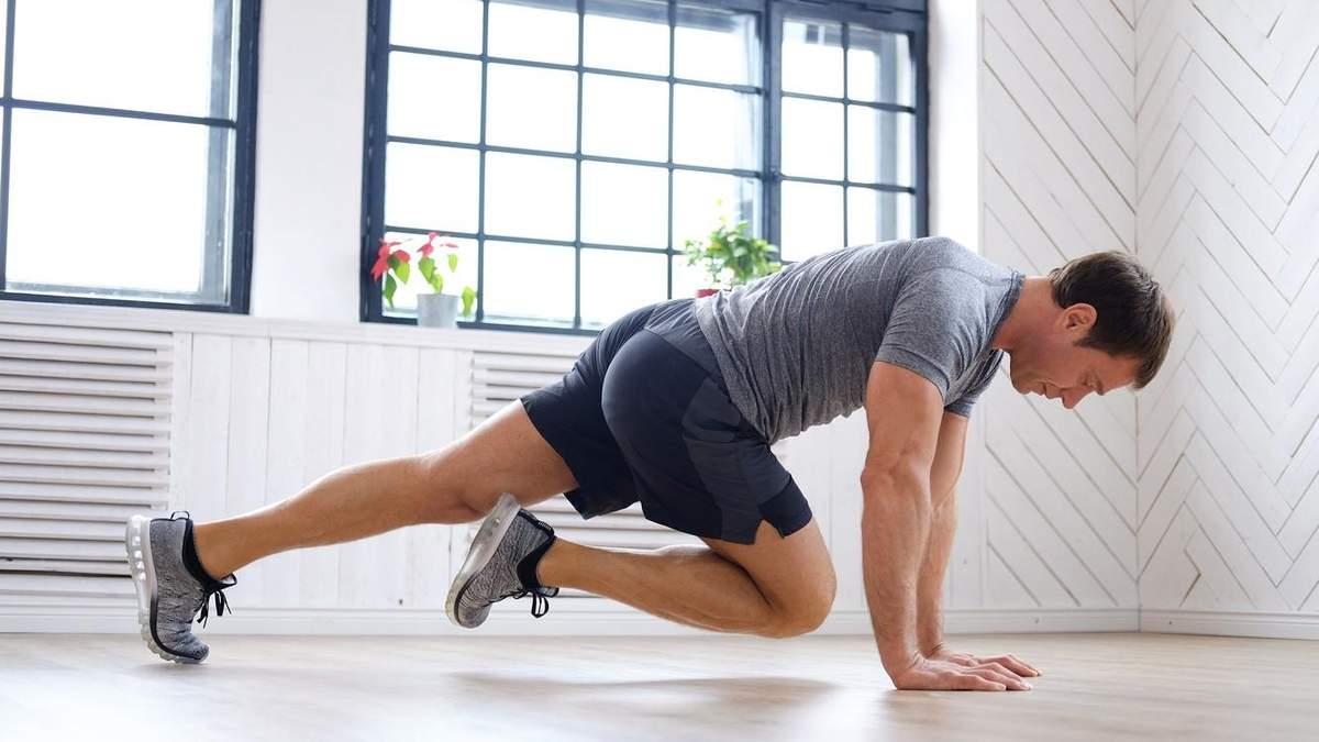 Тренировка на все тело: упражнения на каждый день