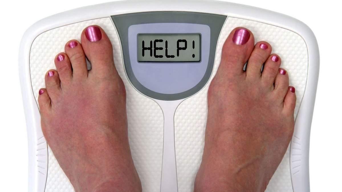 Названа безпечна швидкість втрати ваги