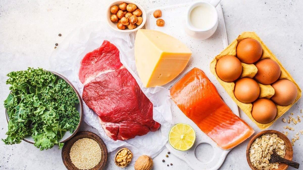 Кето-дієта: які продукти можна їсти