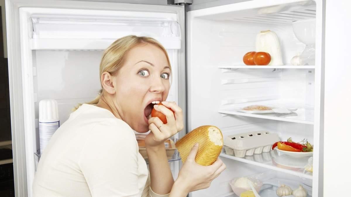 Чому постійно хочеться їсти: названі 2 причини