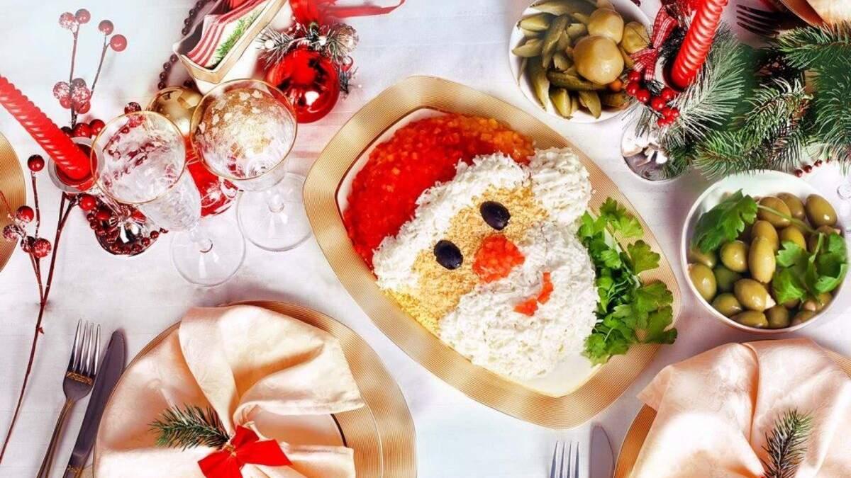 Як схуднути після Нового року й що їсти на свята, щоб не набрати вагу