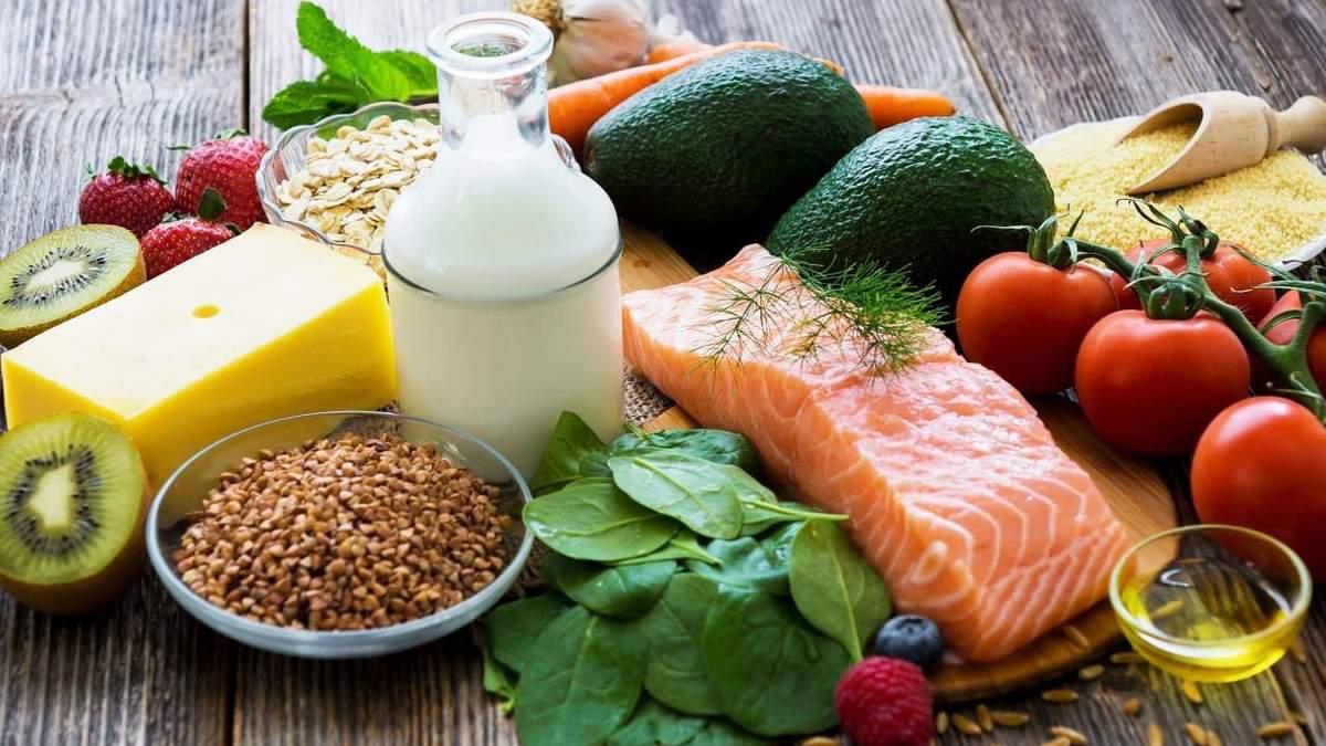 Здоровый рацион: правила подбора продуктов для похудения