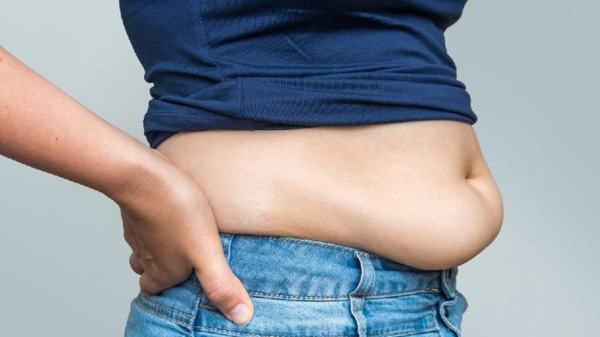 Жир на животі: які бувають види і як позбутися кожного з них