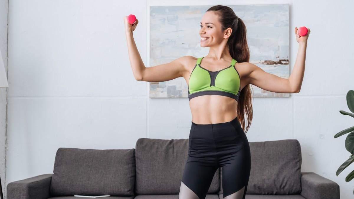 Як стати стрункою і підтягнутою: потужне тренування на все тіло