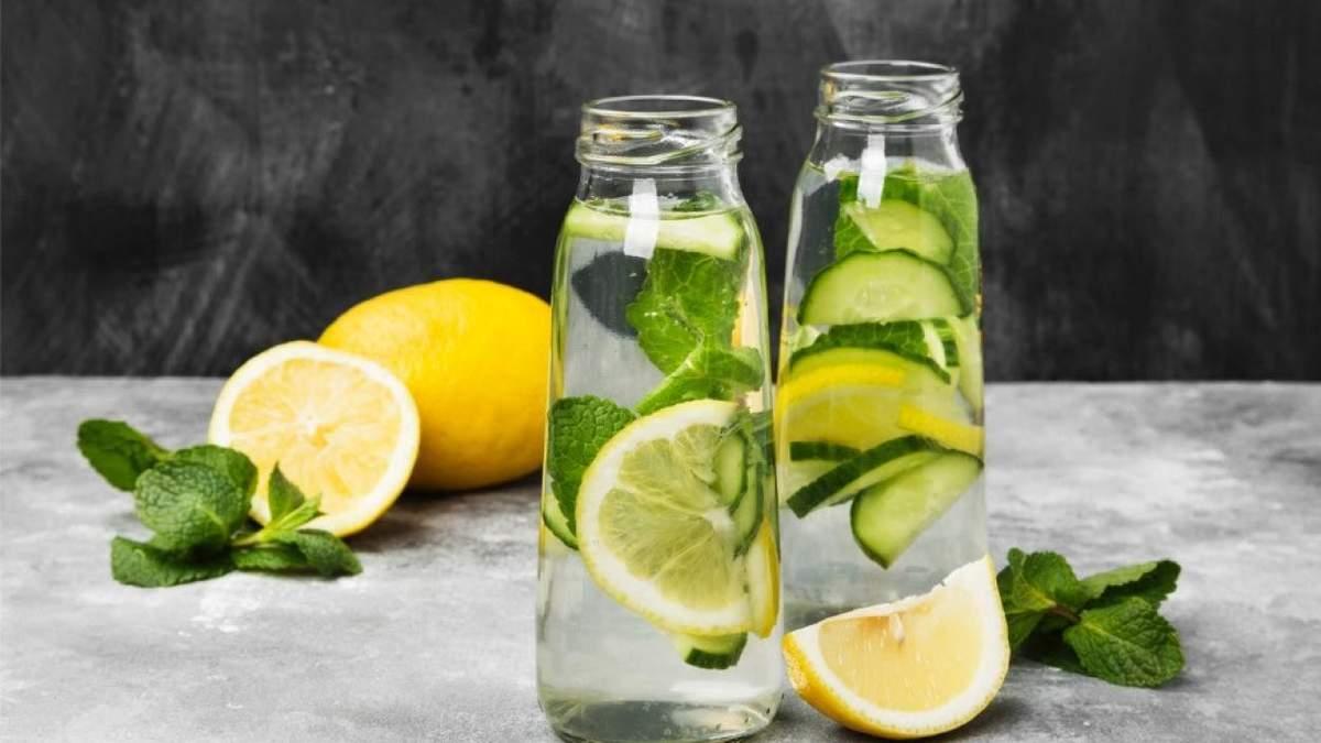 Навіщо пити воду з лимоном: 4 факти, про які ви могли не знати