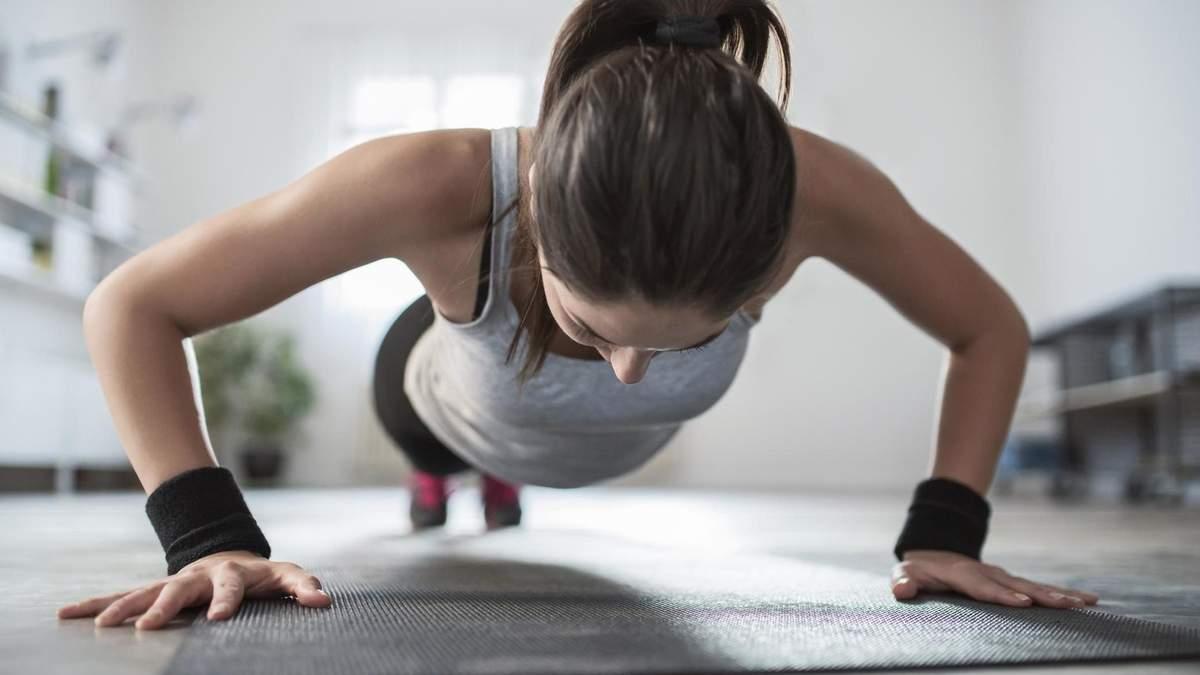 Прості вправи у домашніх умовах: у чому їхня перевага