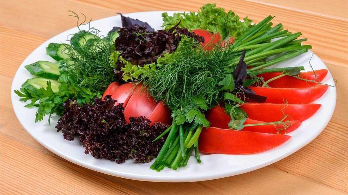 Збалансоване харчування: які овочі їсти взимку та як готувати