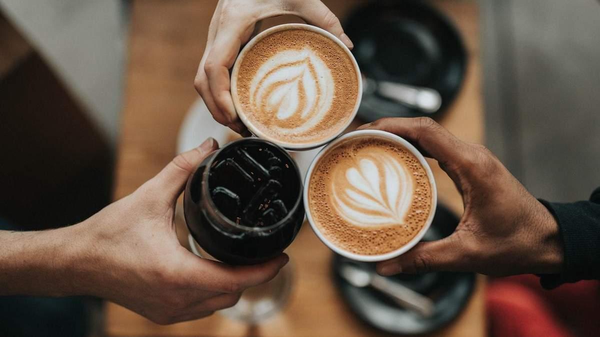 Користь кави: вчені розповіли, як кава впливає на здоров'я