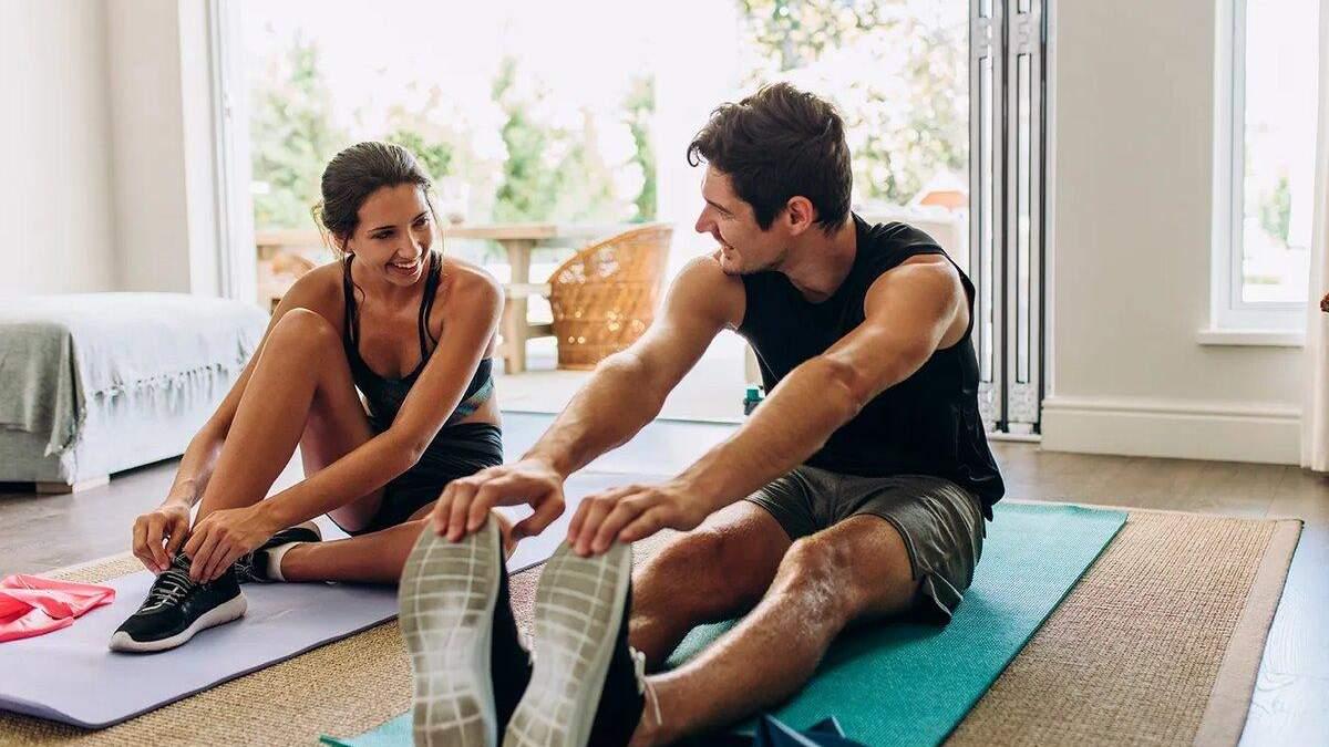 Спорт і локдаун: онлайн-тренування вдома на все тіло з відео
