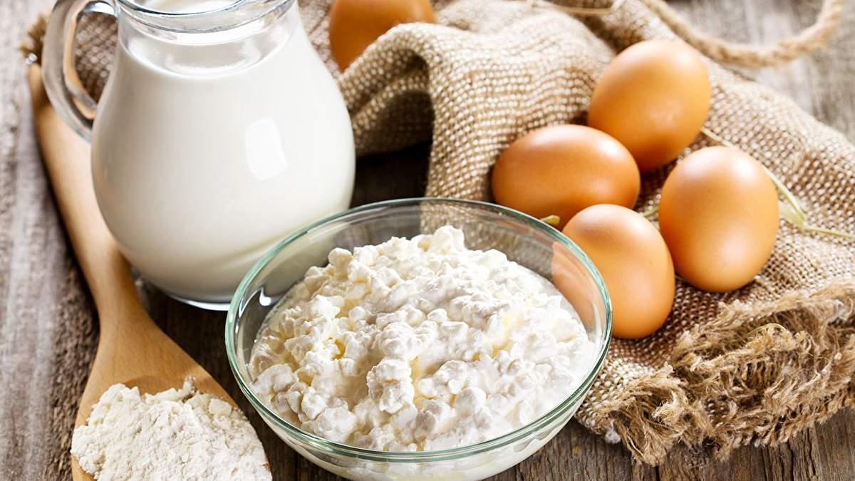 Молоко, яйця та білий хліб: чи можна їх вживати – міфи і правда